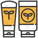 Body Lotion Treatment Icon