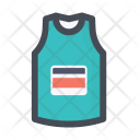 Body Wear Cloth Icon
