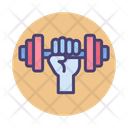 Body Building Icon