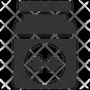 Bodybuilding Fitness Protein Icon