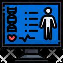 Body Check Up Icon