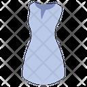 Body con dress Icon