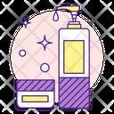 Body Lotion Mosturizer Icon