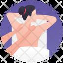Body Massage Massage Spa Icon