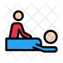 Massage Body Relax Icon