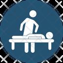 Body Massage Body Treatment Massage Icon