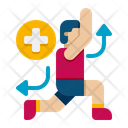 Body Movement Therapy Icon