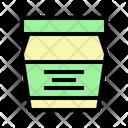 Body Scrub Spa Massage Icon