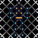 Body Sensor Icon