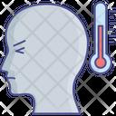 Temperature Symptomp Fever Icon