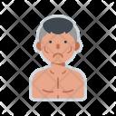 Bodybuilder Avatar Icon