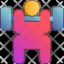 Bodybuilder Icon