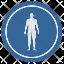 Bodybuilder Slim Fit Icon