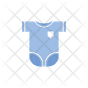 Bodysuit Kid And Baby Baby Icon