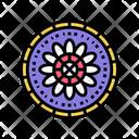 Bohemian Boho Bohemia Icon