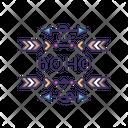 Boho Arrows Icon