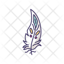 Boho Feather Icon
