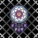 Boho Style Dreamcather Icon