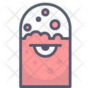 Boil Scary Character Icon