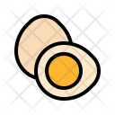 Boiled Egg Icon