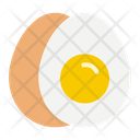Boiled Egg Eggs Cooking Icon