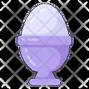 Breakfast Egg Boiled Egg Icon