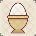 Boiled Egg Boiled Egg Icon