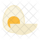 Egg Eggs Boiled Icon