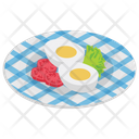Boiled Eggs Icon