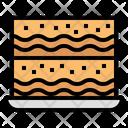 Boiled Streaky Pork Icon