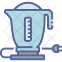 Kettle Electric Heat Icon