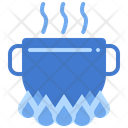 Boil Hot Cooking Icon