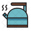Boiler Tea Coffee Icon