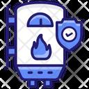 Boiler Insurance Boiler Insurance Icon