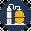 Boiler Tank Oil Boiler Boiler Plant Icon