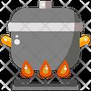 Boil Kitchen Pot Icon