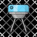 Bola Throwing Machine Icon