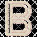 Bold Design Drawing Icon
