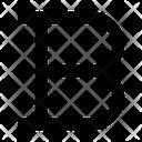 Bold Text Formatting Icon