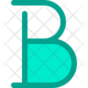 Bold Text Format Icon