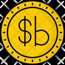 Bolivia Bolviano Icon
