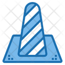 Bollard Traffic Transportation Icon