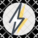 Bolt Thunder Energy Icon