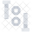 Bolt Nut Building Icon