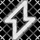 Bolt Energy Flash Icon