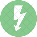 Bolt Thunder Energy Icon