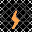 Bolt Data Thunder Icon