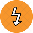 Bolt Power Energy Icon