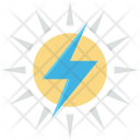 Bolt Solar Energy Icon