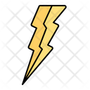 Bolt Thunder Lightning Icon